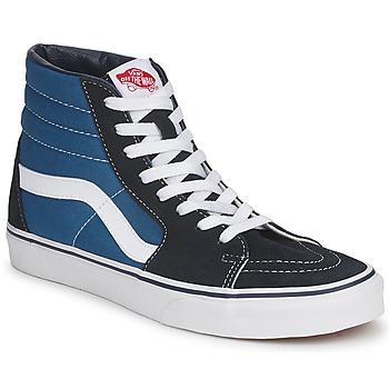 Schuhe Sneaker High Vans SK8 HI Blau