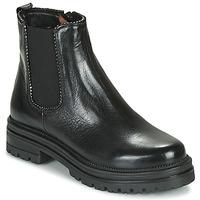 Schuhe Damen Boots Mjus DOBLE CHELS Schwarz