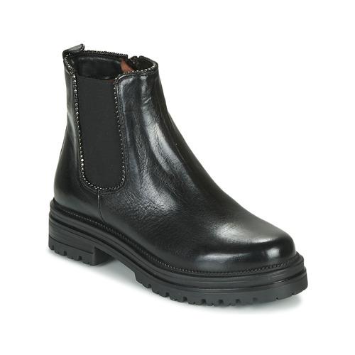 Mjus DOBLE CHELS Schwarz  Schuhe Boots Damen 125