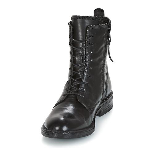 Mjus Schuhe PAL LACE Schwarz  Schuhe Mjus Boots Damen 145 94ce8c