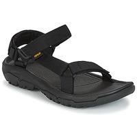 Schuhe Damen Sandalen / Sandaletten Teva HURRICANE XLT2 Schwarz