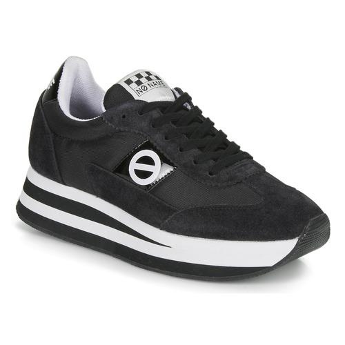 No Name FLEX JOGGER Schwarz Schuhe Sneaker Low Damen 109