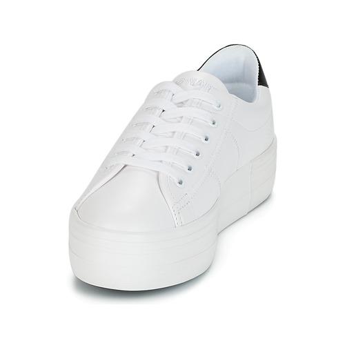 No Name PLATO SNEAKER Weiss Schuhe Sneaker Low Damen 109