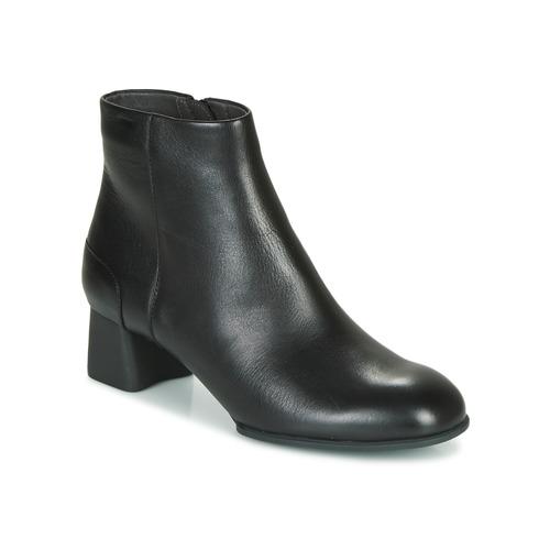Camper 150 KATIE Schwarz  Schuhe Low Boots Damen 150 Camper 394187