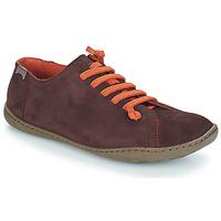 Schuhe Damen Derby-Schuhe Camper PEUC Burgunderrot