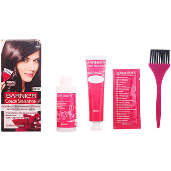 Beauty Damen Accessoires Haare Garnier Color Sensation 3 Castaño Oscuro 1 u