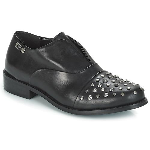 Les Tropéziennes par M Belarbi ZITA Schwarz  Schuhe Derby-Schuhe Damen 89,90