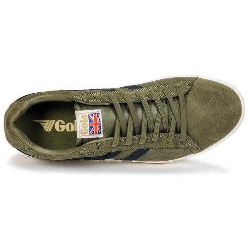 Equipe Suede  Gola  sneaker low  herren  kaki / marine
