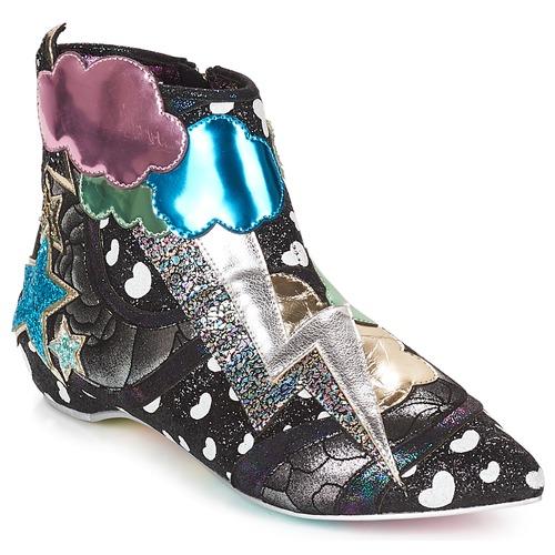 Irregular Choice Electric boots Schwarz / Silber Schuhe Boots Damen 145