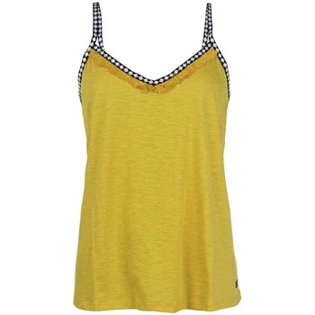 Kleidung Damen T-Shirts & Poloshirts Protest TOP  FLAWLESS MUJER AMARILLO AMARILLO