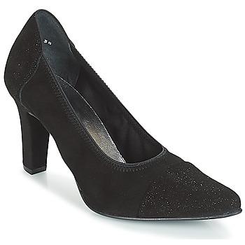 Schuhe Damen Pumps Myma PIZZANS Schwarz