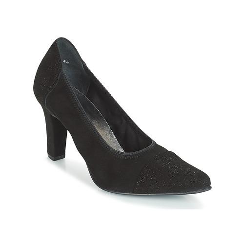 Myma PIZZANS Schwarz  Schuhe Pumps Damen