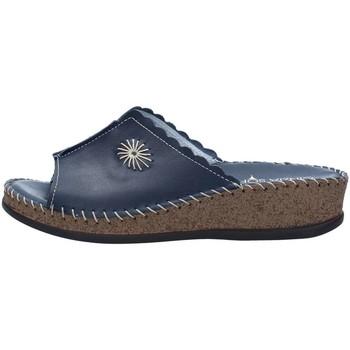 Schuhe Damen Sandalen / Sandaletten Cinzia Soft IU804 Sandalen Frau Cobalto Cobalto