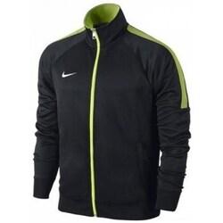 Kleidung Herren Sweatshirts Nike Team Club Trainer Jacket Schwarz
