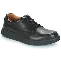Schuhe Herren Derby-Schuhe Clarks Un Abode Ease Schwarz