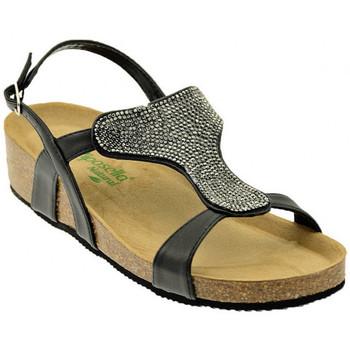Schuhe Damen Sandalen / Sandaletten Riposella 19645NEROsandale
