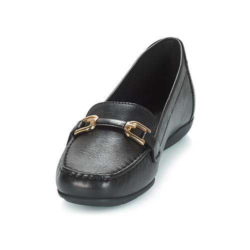 Geox D ANNYTAH MOC Schwarz  Schuhe Slipper Damen Damen Damen 99,99 c23f59