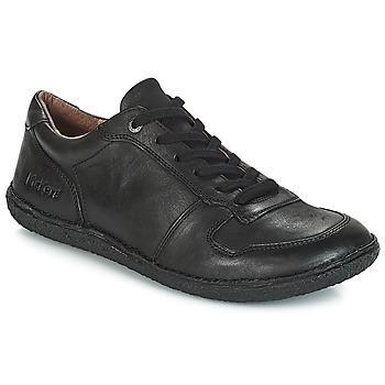 Schuhe Damen Derby-Schuhe Kickers HOME Schwarz
