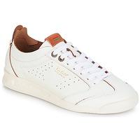 Schuhe Damen Sneaker Low Kickers KICK 18 Weiss