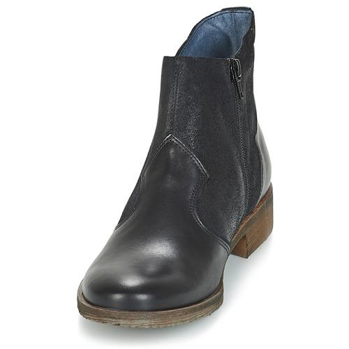 Kickers LIXY Schwarz  Schuhe 129 Boots Damen 129 Schuhe 607dd4