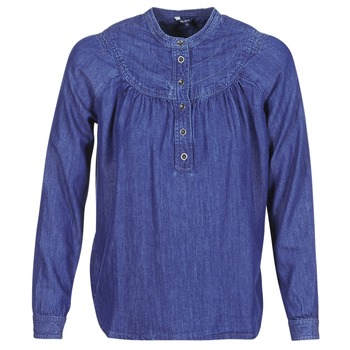 Kleidung Damen Tops / Blusen Pepe jeans ALICIA Blau