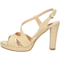 Schuhe Damen Sandalen / Sandaletten Silvana 986 ORO