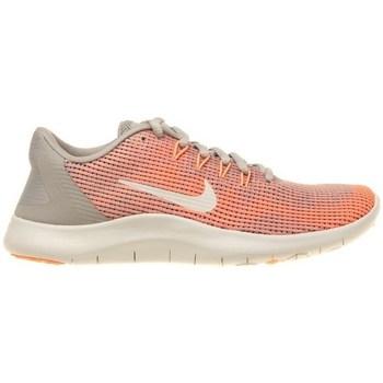 Schuhe Damen Laufschuhe Nike Flex 2017 RN Wmns Grau,Rosa