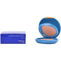 Beauty Damen Make-up & Foundation  Shiseido Uv Protective Compact Foundation Spf30 medium Ivory 12 Gr 12 g