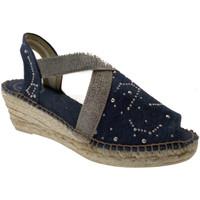 Schuhe Damen Sandalen / Sandaletten Toni Pons TOPBREDA-TRbl blu