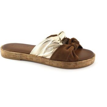 Schuhe Damen Pantoffel Inuovo INU-E18-8275-CO Oro