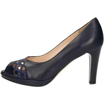 Schuhe Damen Pumps Musella C18335 Pumps Frau Blau Blau