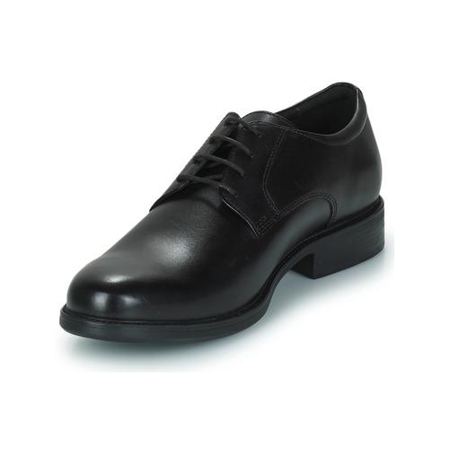 Geox Schuhe CARNABY D Schwarz  Schuhe Geox Derby-Schuhe Herren 87,20 7f5740