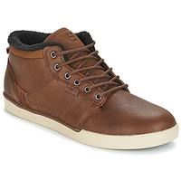 Schuhe Herren Sneaker High Etnies JEFFERSON MID Braun
