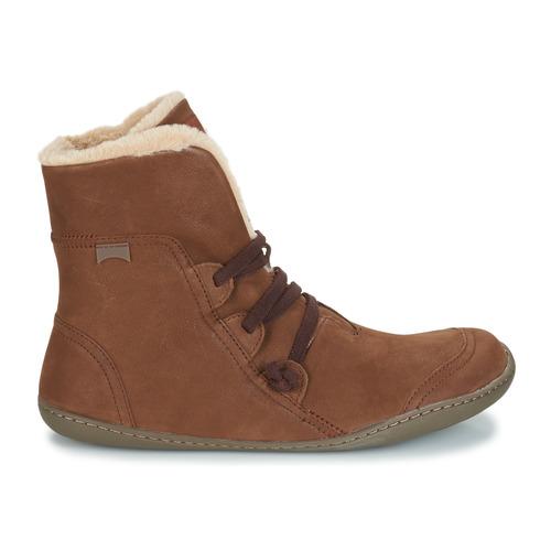 Camper PEU Damen CAMI Braun Schuhe Boots Damen PEU 190 dd3ff1