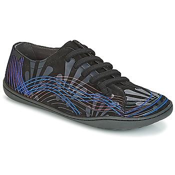 Schuhe Damen Derby-Schuhe Camper TWS Schwarz