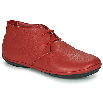 Schuhe Damen Boots Camper RIGHT NINA Rot