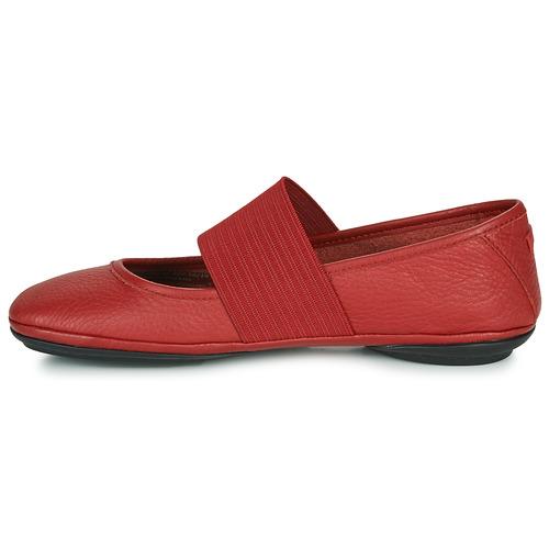 Camper RIGHT  NINA Rot  Schuhe Ballerinas Damen Damen Damen 120 8e4039
