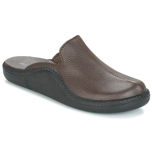 Romika MOKASSO 202 G Braun  Schuhe Hausschuhe Herren 48,99
