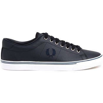 Schuhe Sneaker Low Fred Perry ZAPATILLA UNDERSPIN LEATHER Blue