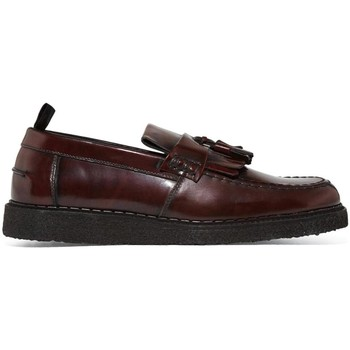 Schuhe Bootsschuhe Fred Perry ZAPATO GEORGE COX TASSEL LOAFER LEATHER Braun