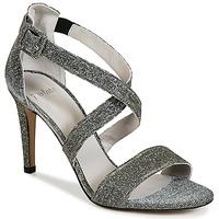Schuhe Damen Sandalen / Sandaletten Perlato ALAMA Silbern