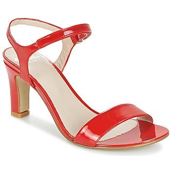 Schuhe Damen Sandalen / Sandaletten Perlato MONDEGO Rot