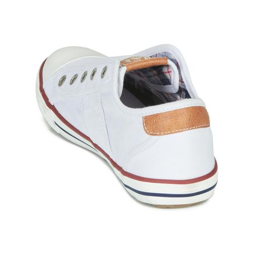 Mustang NAJERILLA Weiss Schuhe Sneaker Low Damen 31,49