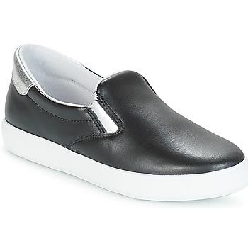 Schuhe Damen Sneaker Low Yurban JESSY Schwarz