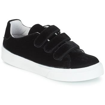 Schuhe Damen Sneaker Low Yurban JOZZY Schwarz