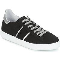 Schuhe Damen Sneaker Low Yurban JEMMY Schwarz
