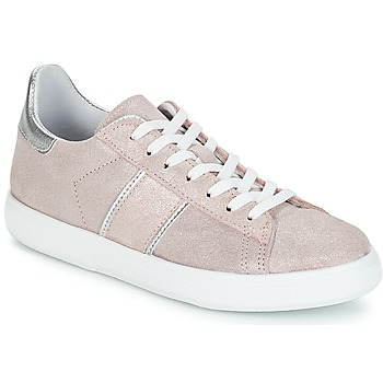 Schuhe Damen Sneaker Low Yurban JEMMY Rose