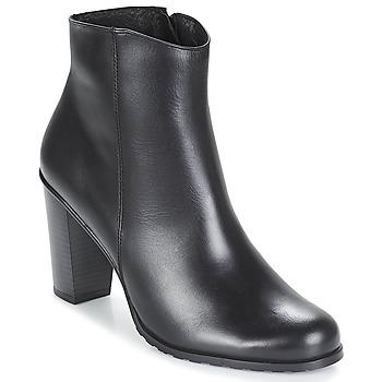 Schuhe Damen Low Boots So Size JOTTA Schwarz