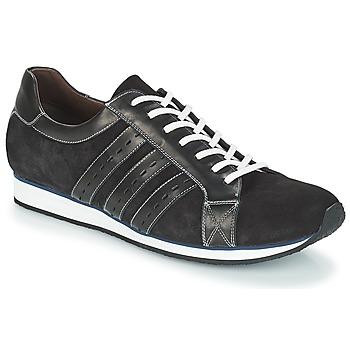 Schuhe Herren Sneaker Low So Size JESKET Schwarz