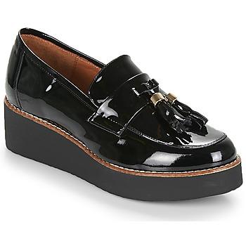 Schuhe Damen Slipper Fericelli JOLLEGNO Schwarz